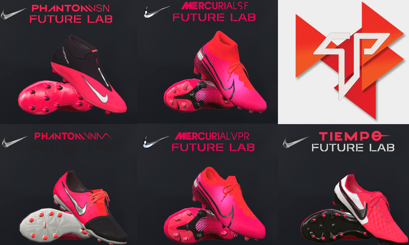 Future Lab Pack For PES 2017-2020 by Tisera09