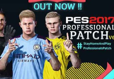 PES 2017 Professionals Patch Update V6.1 Season 2020